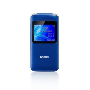 """Brondi Window 4,5 cm (1.77"""") 78 g Blu Telefono cellulare basico"""