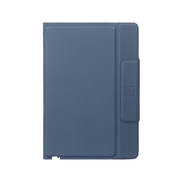 """Tucano Gancio 25,4 cm (10"""") Custodia a libro Blu"""
