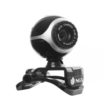 NILOX WEBCAM 300K CON MICROFONO