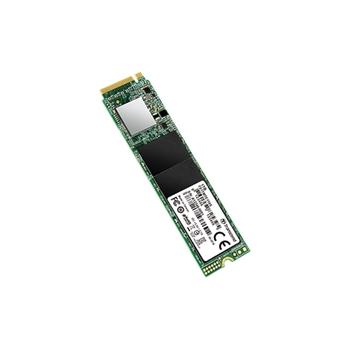 TRANSCEND 1TB M.2 2280PCIe Gen3x4 M-Key 3D TLC DRAM-less