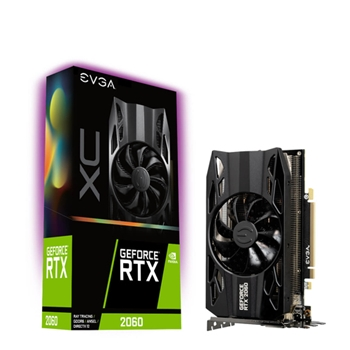 VGA EVGA GeForce® RTX 2060 6GB XC GAMING