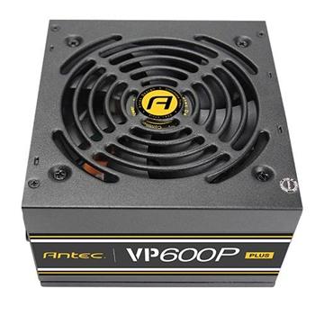 Antec VALUE POWER 600P PLUS alimentatore per computer 600 W 20+4 pin ATX ATX Nero