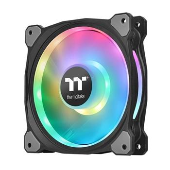Thermaltake Riing Duo 12 RGB Premium Edition Computer case Ventilatore 12 cm Nero
