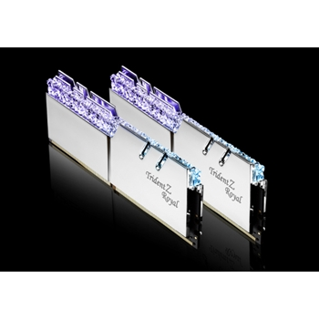 G.SKILL Trident Z Royal DDR4 32GB 2x16GB 3200MHz CL16 1.35V XMP 2.0 Silver