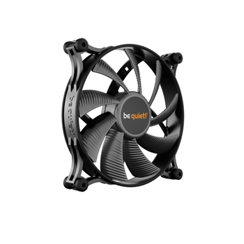 be quiet! BL086 ventola per PC Computer case Ventilatore 14 cm Nero