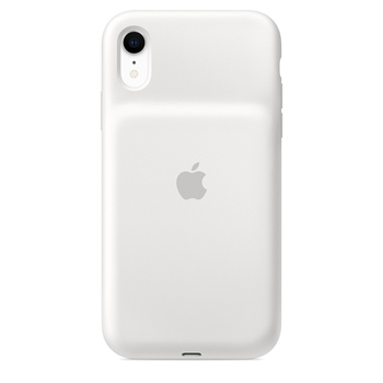 APPLE iPhone XR Smart Battery Case White (P)
