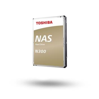 TOSHIBA N300 NAS Hard Drive 12TB 7200 rpm Buffer size 256MB 3.5inch