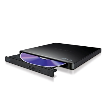 LG GP57EB40.AHLE10B lettore di disco ottico Nero DVD Super Multi DL