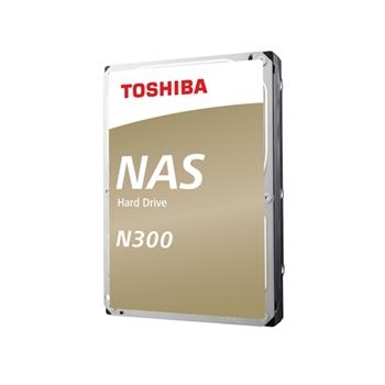 TOSHIBA N300 NAS Hard Drive 12TB 256MB 3.5inch BULK