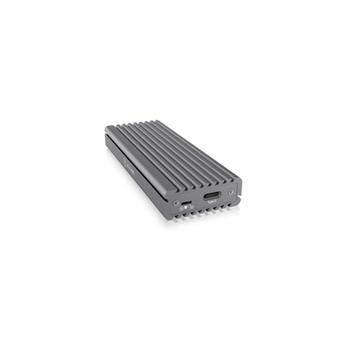 ICY BOX IB-1817M-C31 M.2 Alloggiamento SSD Grigio