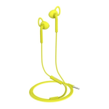 Celly UP400 Active Cuffia Auricolare Giallo