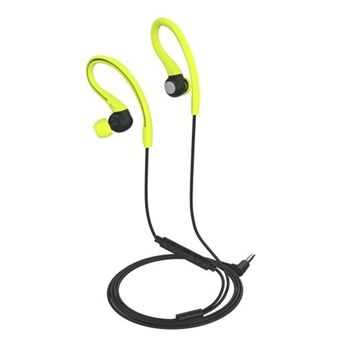 Celly UP700 Active Cuffia Auricolare Verde