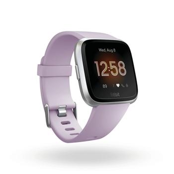 """Fitbit Versa Lite smartwatch Argento LCD 3,4 cm (1.34"""")"""