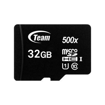 Team Group 32GB Micro SDHC memoria flash MicroSDHC Classe 10 UHS-I