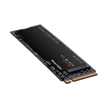 WD 500GB BLK NVME SSD WHEATSINK M.2 PCIE GEN3 5Y WARRANTY SN750