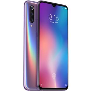 "Xiaomi Mi 9 16,2 cm (6.39"") 64 GB Doppia SIM 4G Viola 3300 mAh"