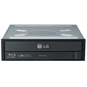 LG BH16NS55.AHLR10B lettore di disco ottico Interno Nero Blu-Ray DVD Combo
