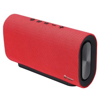 Tracer RAVE Altoparlante portatile stereo Nero, Rosso 20 W