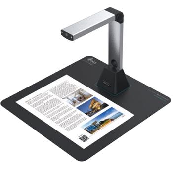 I.R.I.S. IRIScan Desk 5 fotocamera per documento CMOS USB 2.0 Nero, Argento