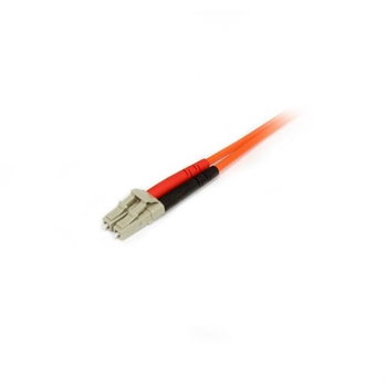 StarTech.com Cavo patch duplex in fibra multimodale 50/125 2 m LC - SC