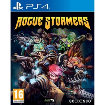 BANDAI NAMCO Entertainment Rogue Stormers, PS4 videogioco PlayStation 4 Basic Inglese