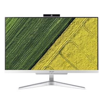 """Acer Aspire C24-320 60,5 cm (23.8"""") 1920 x 1080 Pixel AMD A A9-9425 8 GB DDR4-SDRAM 1000 GB HDD Argento PC All-in-one"""