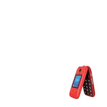 """Saiet VISTA 6,1 cm (2.4"""") 100 g Rosso"""