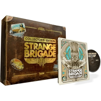 Koch Media Strange Brigade Collector's Edition, PS4 videogioco PlayStation 4 Collezione