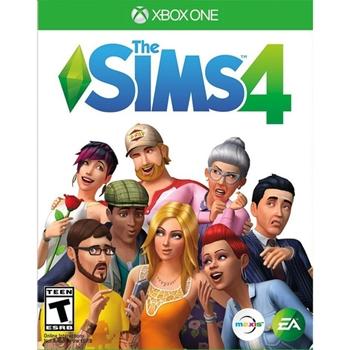 Electronic Arts The Sims 4, Xbox One videogioco Basic Inglese, ITA