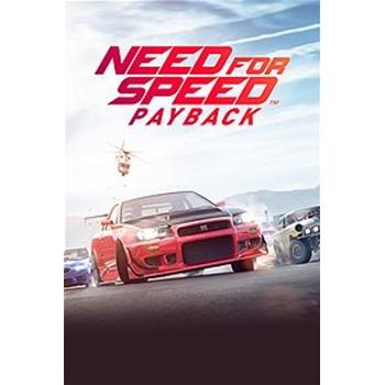 Electronic Arts Need for Speed Payback, PC videogioco Basic Multilingua