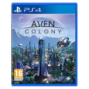 Koch Media Aven Colony, PS4 videogioco PlayStation 4 Basic ITA