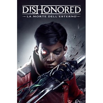 Koch Media Dishonored: La Morte dell'Esterno, Xbox One videogioco Basic Inglese