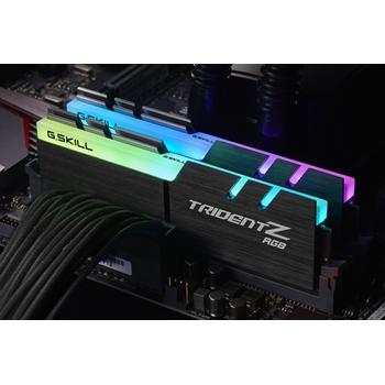 G.SKILL Trident Z RGB DDR4 16GB 2x8GB 3600MHz CL19 1.35V XMP 2.0