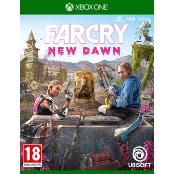 Microsoft Xone Far Cry New Dawn