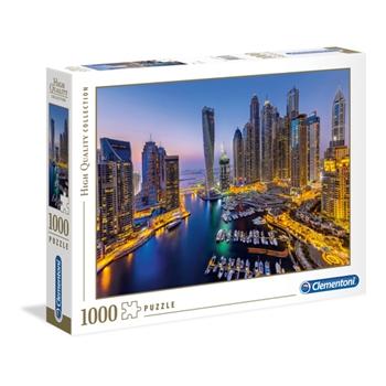 Clementoni Dubai Puzzle da pavimento 1000 pezzo(i)