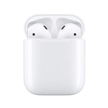 Apple AirPods (2nd generation) MV7N2ZM/A cuffia e auricolare Bianco