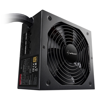 Sharkoon WPM Gold ZERO alimentatore per computer 750 W 24-pin ATX ATX Nero
