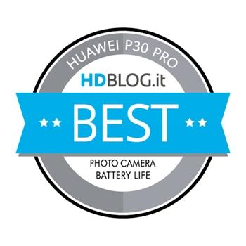 """Huawei P30 Pro 16,4 cm (6.47"""") 8 GB 128 GB Dual SIM ibrida 4G USB tipo-C Nero Android 9.0 4200 mAh"""