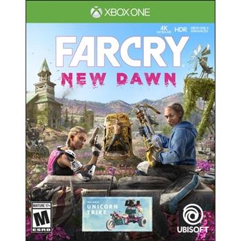 Ubisoft Far Cry New Dawn, Xbox One videogioco Basic ITA