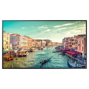 "Samsung QM49R 123,2 cm (48.5"") LED 4K Ultra HD Pannello piatto per segnaletica digitale Nero Tizen 4.0"
