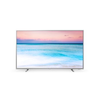 "Philips 6500 series 50PUS6554/12 TV 127 cm (50"") 4K Ultra HD Smart TV Wi-Fi Argento"