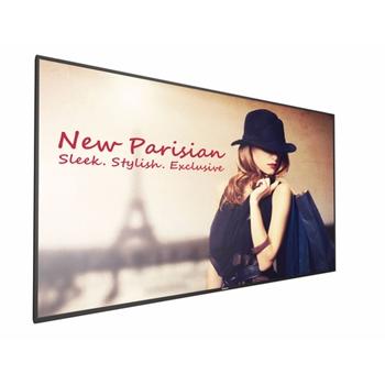 """Philips 65BDL4150D 163,8 cm (64.5"""") 4K Ultra HD Pannello piatto per segnaletica digitale Nero Android 7.1.2"""