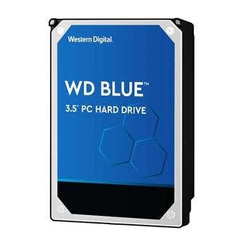 WD Blue 2TB SATA 6Gb/s HDD internal 3.5inch serial ATA 256MB cache 5400RPM RoHS compliant Bulk