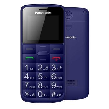 "Panasonic KX-TU110 4,5 cm (1.77"") Blu Caratteristica del telefono"