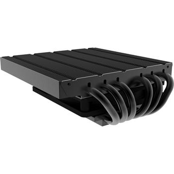 Alpenföhn Black Ridge Processore Refrigeratore 9,2 cm Nero