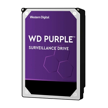 WD Purple 8TB SATA 6Gb/s CE HDD 8.9cm 3.5inch internal 7200Rpm 256MB Cache 24x7 Bulk