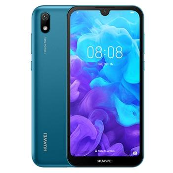 """Huawei Y5 2019 14,5 cm (5.71"""") 2 GB 16 GB Doppia SIM 4G Micro-USB Blu Android 9.0 3020 mAh"""