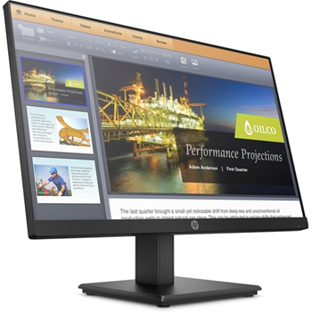 "HP P224 54,6 cm (21.5"") 1920 x 1080 Pixel Full HD LED Nero"