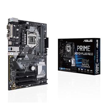 ASUS PRIME H310-PLUS R2.0 (1151-V2) (D)
