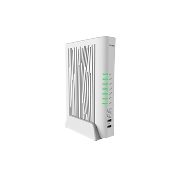 D-Link AC2200 router wireless Dual-band (2.4 GHz/5 GHz) Gigabit Ethernet Bianco